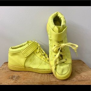 USED Coach 'Zoey' Sneakers